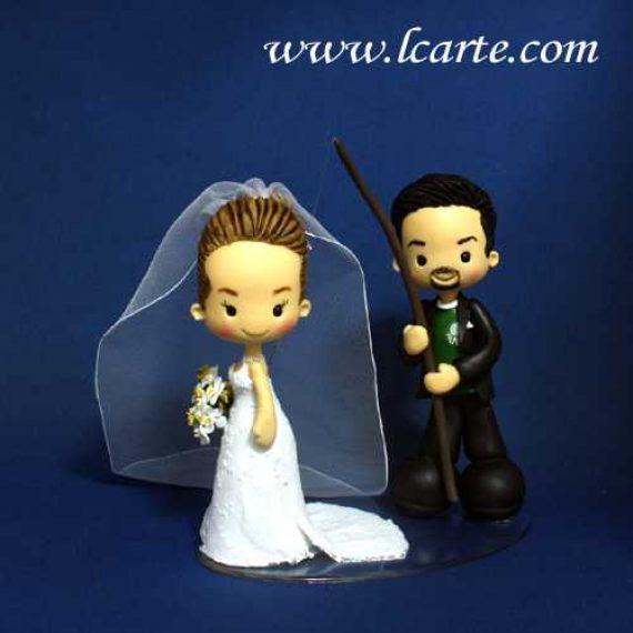 Fisgando a noiva